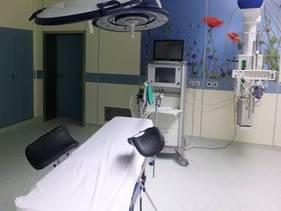 Operationssaal im Elaraby Hospital