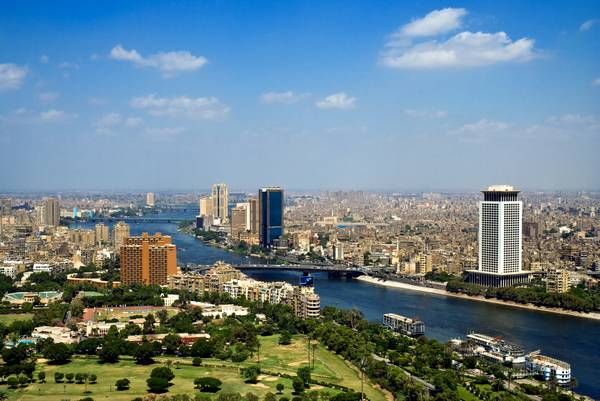 Skyline Kairo