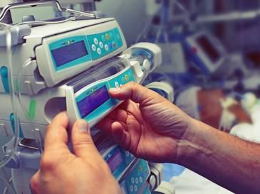 Einstellen von Medizintechnik