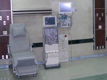 Dialysis area