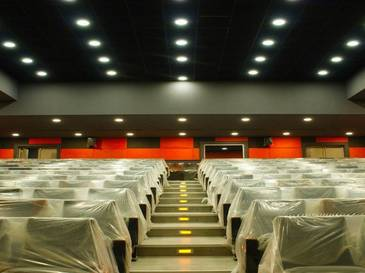 Hospital Najaf, Auditorium