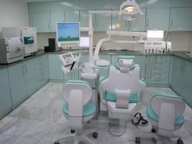 Zahnarzt-Behandlungsraum im Al Ordi VIP Hospital